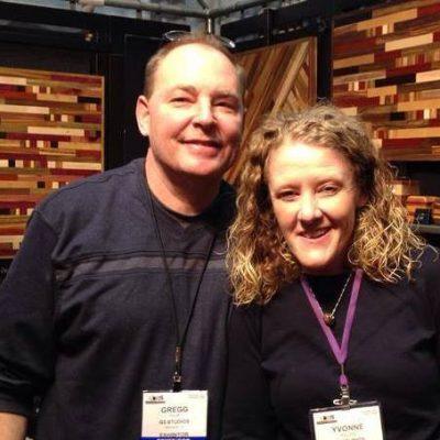 Gregg & Yvonne