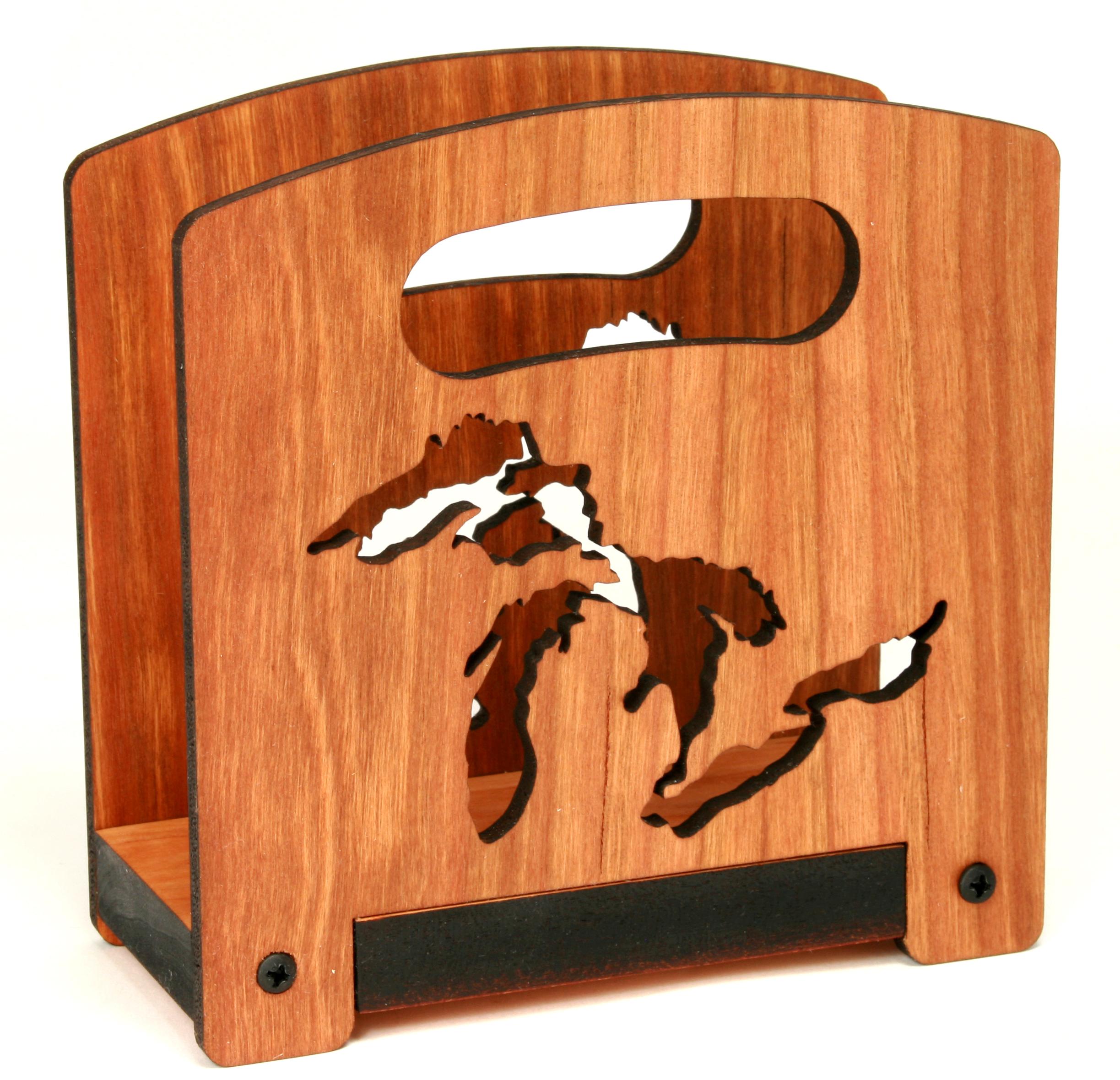 Wooden Napkin Holder G3 Studios