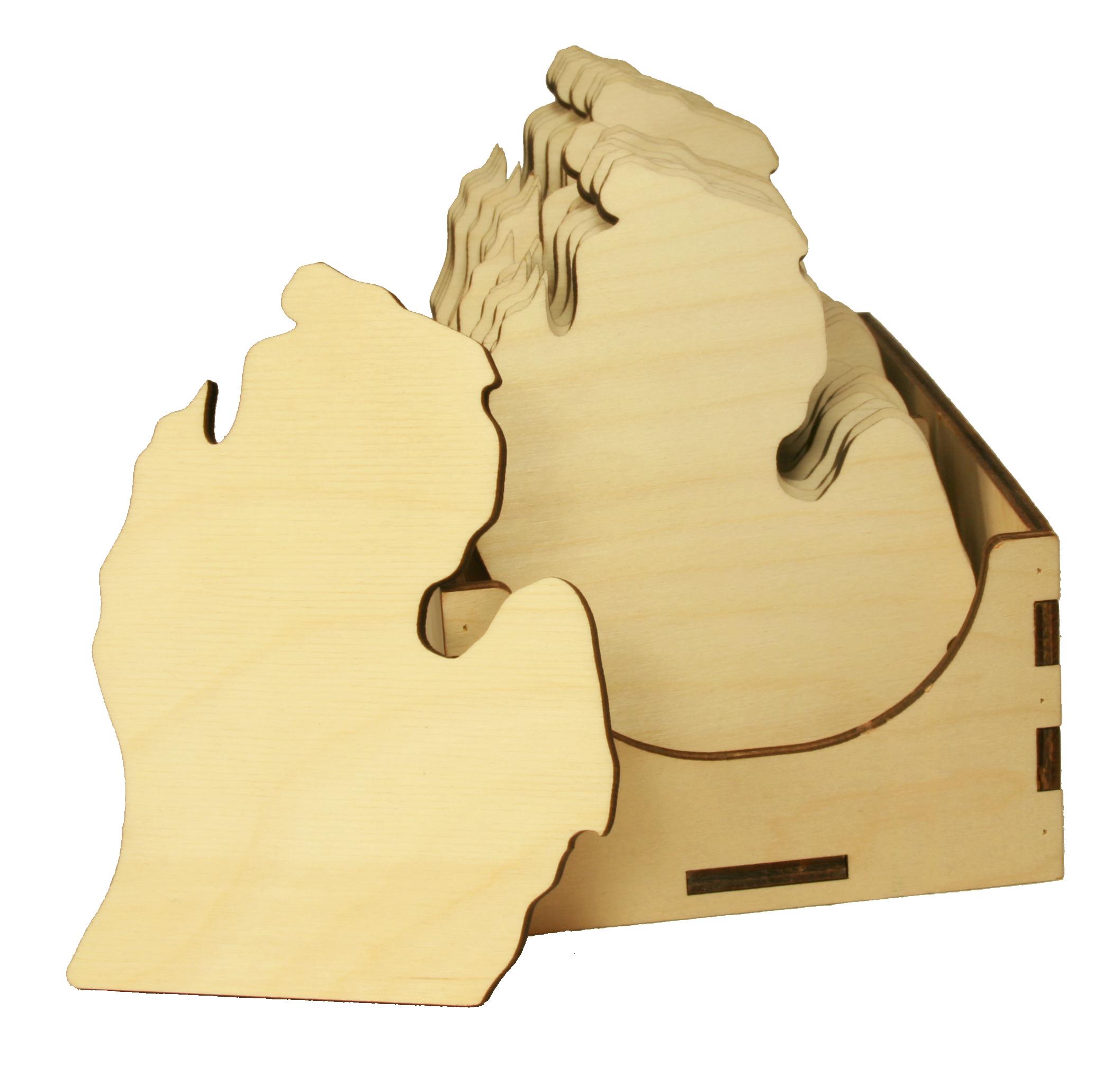 MICHIGAN Design | Coaster