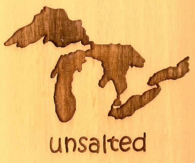 Unsalted Design | Engraved