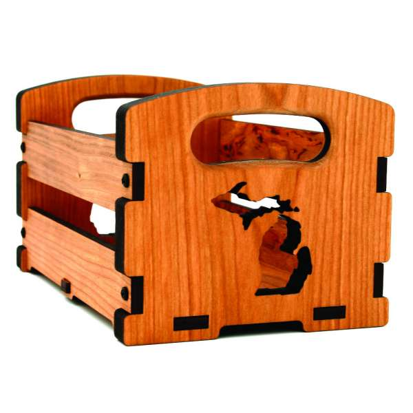 Wood Crate - Small Wooden Crate