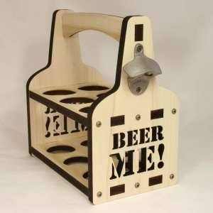 Beer Me Beer Caddy