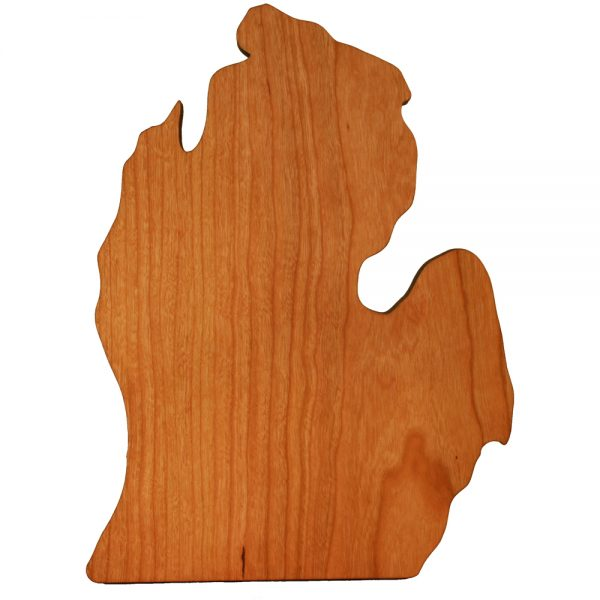 Cutting Board - Michigan Shape