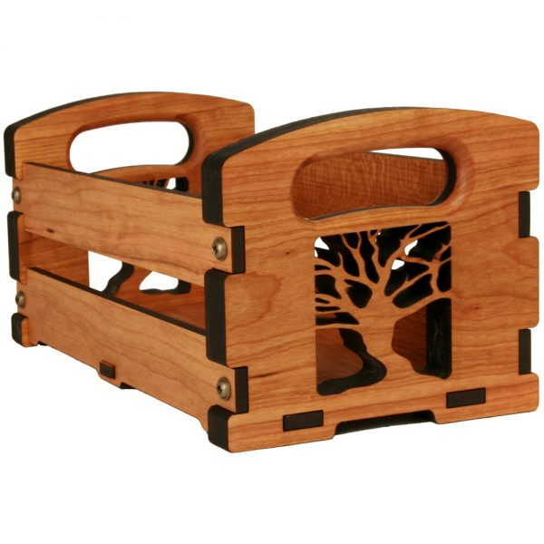 Small Crate Tree Cut-out