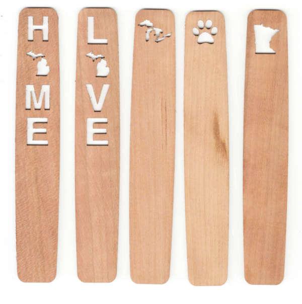 Bookmarks-Cherry-Wood